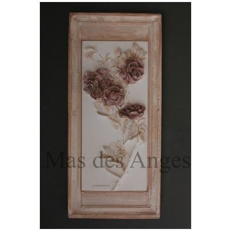 Grand cadre charme - Les Roses