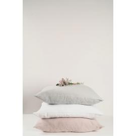 Taie d'oreiller Mira - bleu-blanche-rose