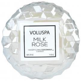 Macaron Candle - Milk rose 3840