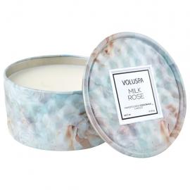 Macaron Candle - Milk rose 3848