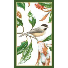 Oiseau  et  Magnolia