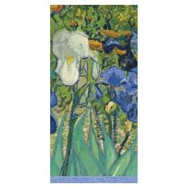 Mouchoir en papier - Vang Gogh Iris