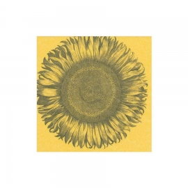Airlaid Yellow Sunflower