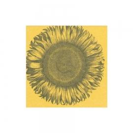 Airlaid Yellow Sunflower