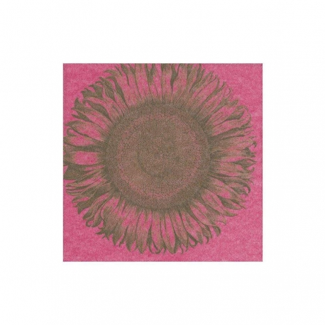Airlaid Fuchsia Sunflower