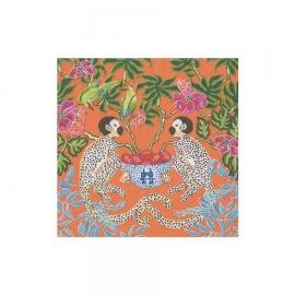 Orange Monkeys