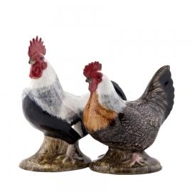 Poule Dorking - Sel/Poivre