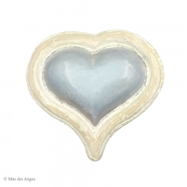 Coeur Charme - bleu