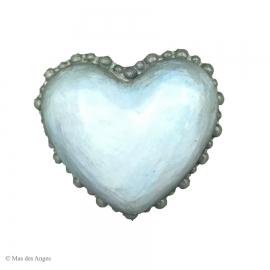 Coeur Valentine Perle